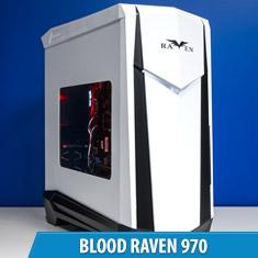 PCCG Blood Raven 970 Gaming System