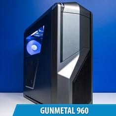 PCCG Gunmetal 960 Gaming System
