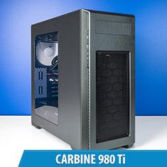 PCCG Carbine 980 Ti Gaming System