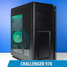 PCCG Challenger 970 Gaming System
