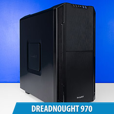 PCCG Dreadnought 970 Gaming System