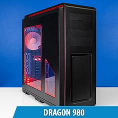 PCCG Dragon 980 Gaming System