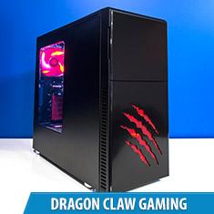 PCCG Dragon Claw 760 Gaming System [PCCG-DRAGONCLAW760] : PC