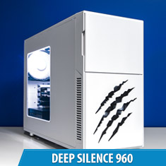PCCG Deep Silence 960 Gaming System