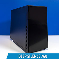 PCCG Deep Silence 760 Gaming System