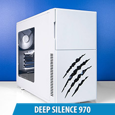 PCCG Deep Silence 970 Gaming System
