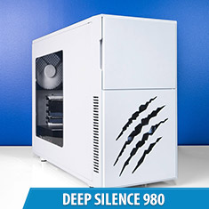 PCCG Stealth 980 Gaming System