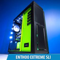 PCCG Enthoo Extreme SLI Gaming System