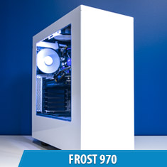 PCCG Frost 970 Gaming System