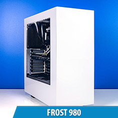 PCCG Frost 980 Gaming System