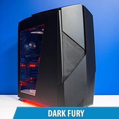 PCCG Dark Fury Gaming System