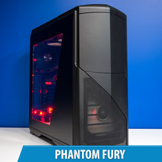 PCCG Phantom Fury Gaming System