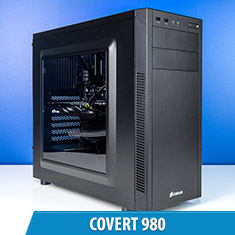 PCCG Covert 980 Gaming System
