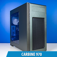 PCCG Carbine 970 Gaming System
