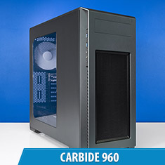 PCCG Carbide 960 Gaming System