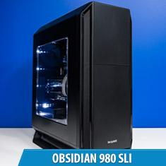 PCCG Obsidian 980 SLI Gaming System