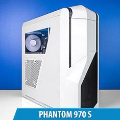PCCG Phantom 970 Gaming System