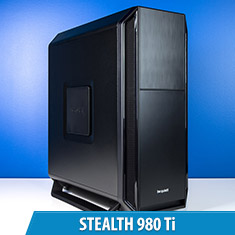 PCCG Stealth 980 Ti Gaming System