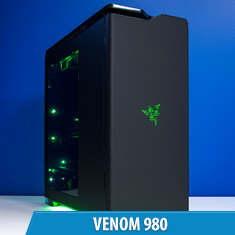 PCCG Venom 980 Gaming System