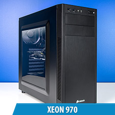 PCCG Xeon 970 Gaming System