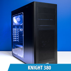PCCG Knight 380 Gaming System