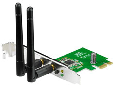 ASUS PCE-N15 Wireless N PCIe Adaptor