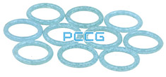 Phobya O-Rings for G1/4 UV Blue - 10 Pack