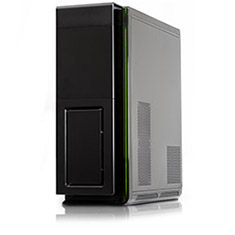 Phanteks Enthoo Primo Ultimate Black Green Edition