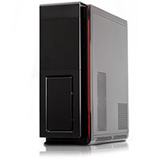Phanteks Enthoo Primo Ultimate Black Red Edition