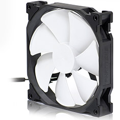 Phanteks F140MP Premium PWM 140mm Radiator Fan Black/White