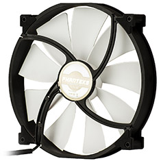 Phanteks F200SP 200mm Premier Fan Black/White