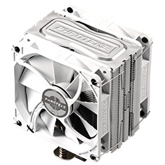Phanteks PH-TC12DX CPU Cooler White Edition