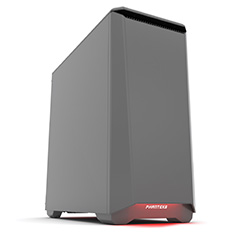 Phanteks Eclipse P400S Closed Anthracite Grey