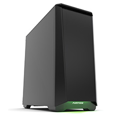 Phanteks Eclipse P400S Closed Satin Black