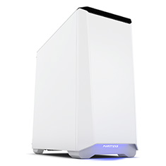 Phanteks Eclipse P400S Closed Glacier White