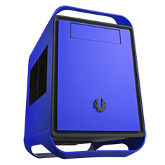 BitFenix Prodigy Mini-ITX Case Blue with Window