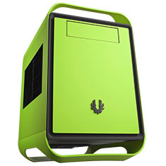 BitFenix Prodigy Mini-ITX Case Green with Window