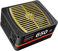 Thermaltake Toughpower DPS G 650W Modular Power Supply