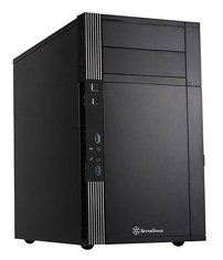 SilverStone Precision PS07 USB 3.0 Micro ATX Case