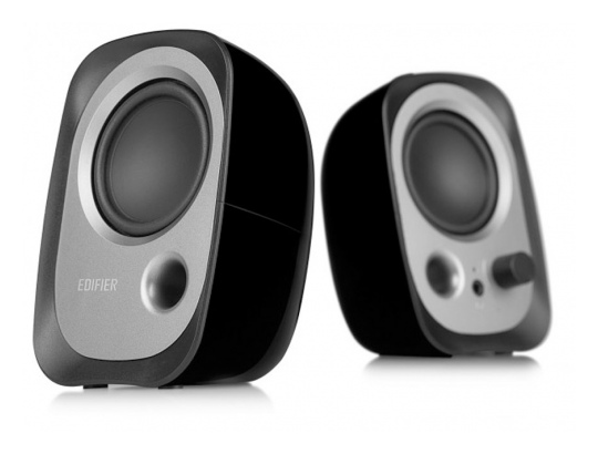 Edifier R12U 2.0 USB Powered Speakers Black