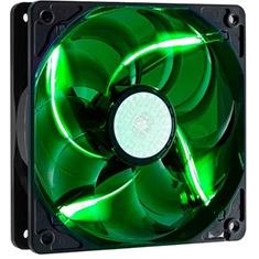 CoolerMaster SickleFlow X 120mm Green LED Fan