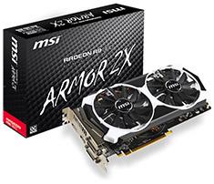 MSI Radeon R9 380 OC 2GB