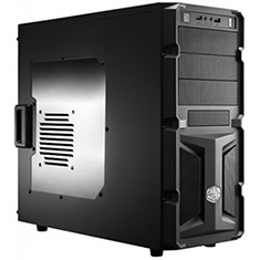 CoolerMaster K350 Gamer USB 3.0 Case with 500W PSU