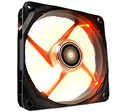 NZXT FZ 120mm Red LED Fan