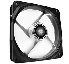 NZXT FZ 120mm White LED Fan