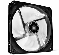 NZXT FZ 140mm White LED Fan