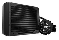 NZXT Kraken X31 120mm AIO Liquid CPU Cooler