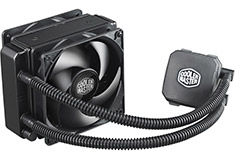 CoolerMaster Nepton 120XL Liquid CPU Cooler