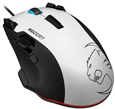 Roccat Tyon Laser Gaming Mouse White