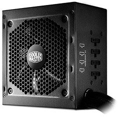 Cooler Master G750M 750W Modular Bronze Power Supply